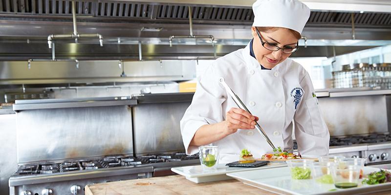藍帶國際學院 料理三級證書