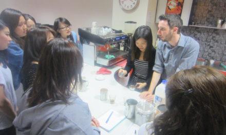 八周變身咖啡達人 實用咖啡(服務業)英語與咖啡廳實習就在Impact English College