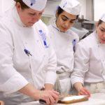 法國藍帶 聖誕樹幹蛋糕 workshop