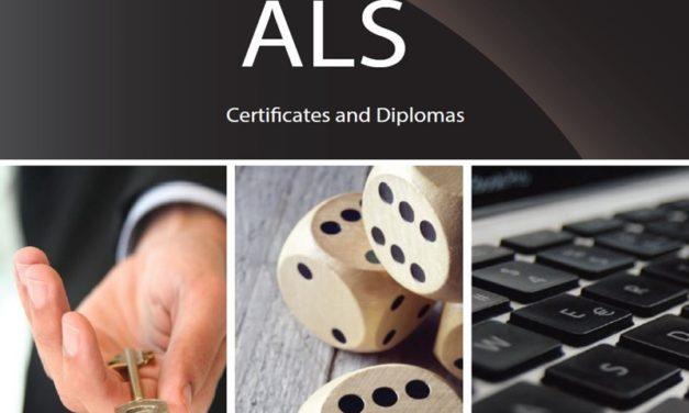 ALS 技職証書課程
