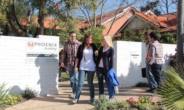 伯斯鳳凰學院 Phoenix Academy