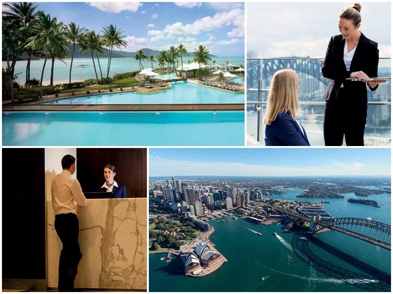 攻讀澳洲飯店管理課程成為飯店管理一流國際人才—首選The Hotel School Sydney/Melbourne