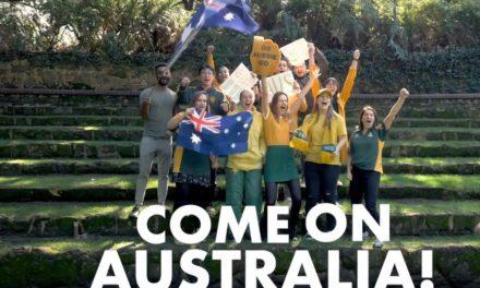 2018 世界杯 澳洲 Vs 丹麥