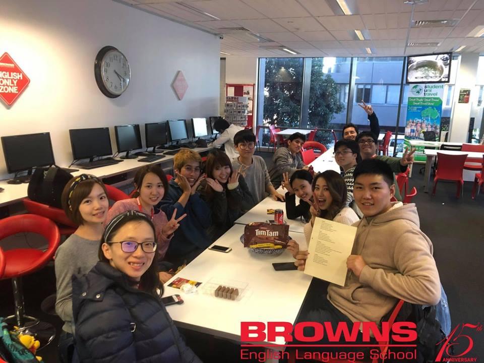Browns English