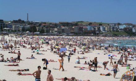 衝浪者的天堂-雪梨邦黛海灘【Sydney Bondi Beach】
