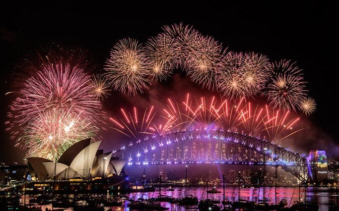 【澳洲雪梨】2018跨年煙火全攻略