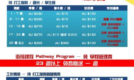 【布里斯本】 IH-ALS 國際學院 2018 最新優惠