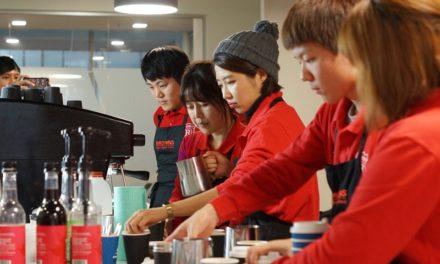 澳洲遊學打工-咖啡課程 五周讓你成為咖啡達人