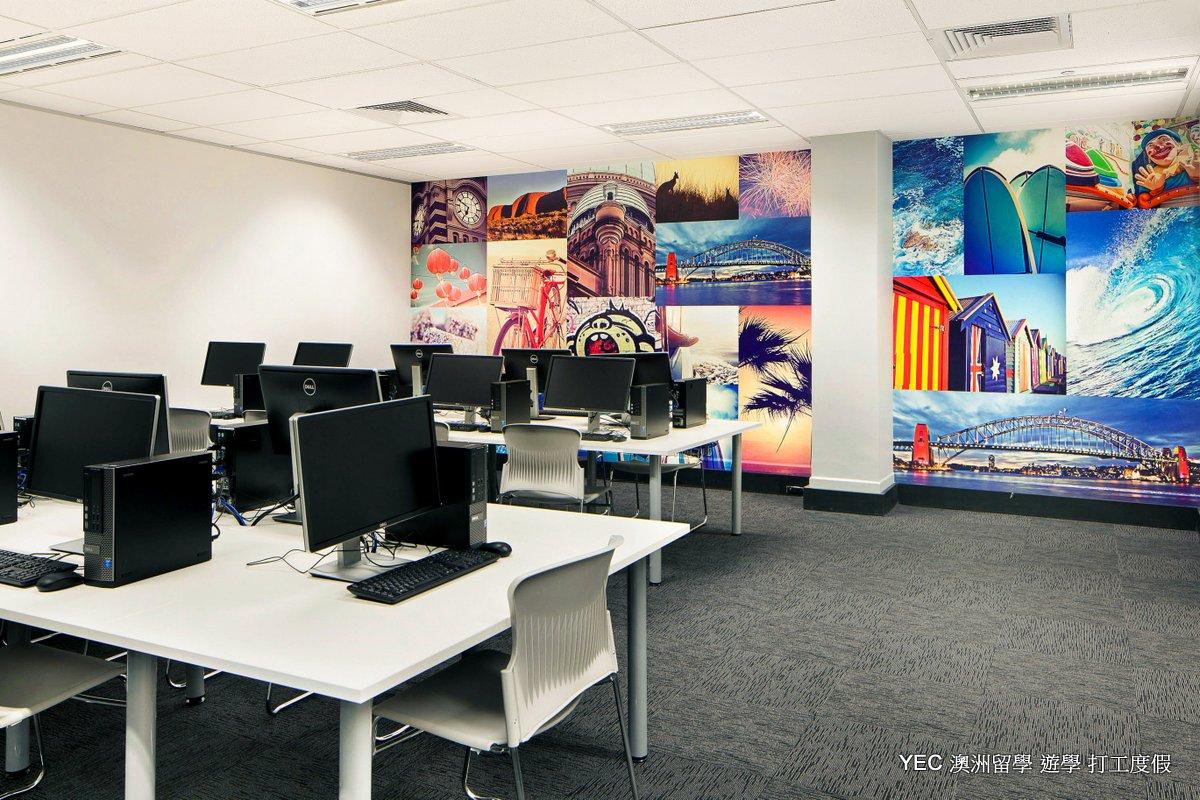 ilsc-sydney-campus-computer-lab