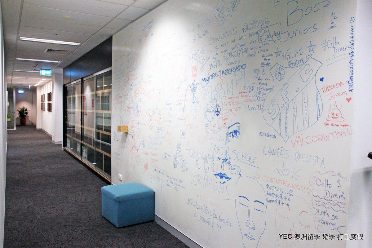 ilsc-sydney-campus-hallway