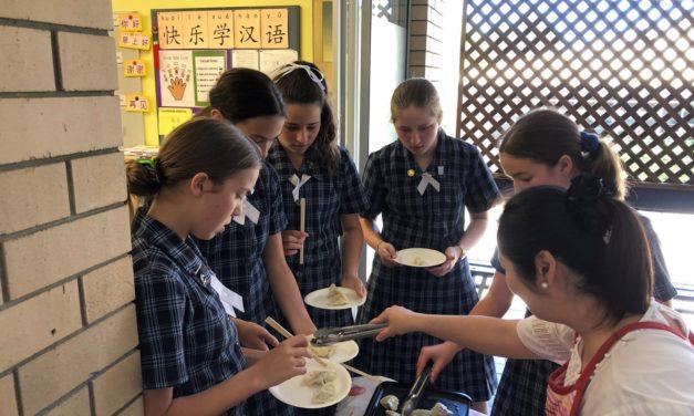 澳洲中學 第二外語