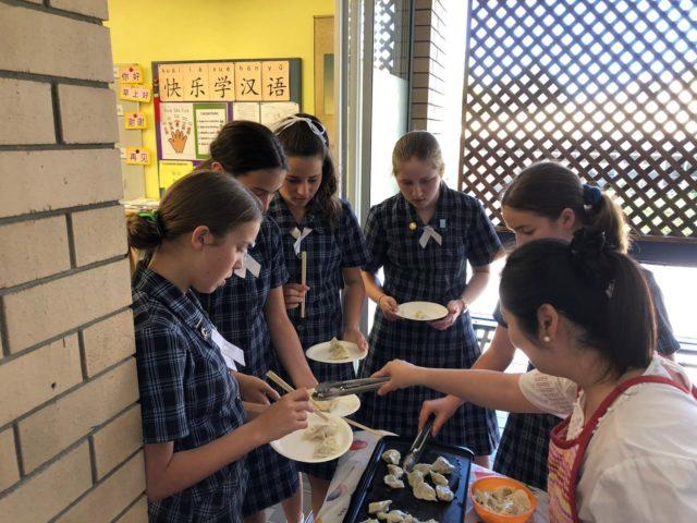 澳洲中學 中文課程