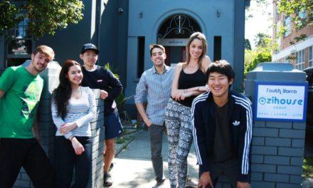 【澳洲打工遊學】墨爾本優質學生青年旅宿-Ozihouse