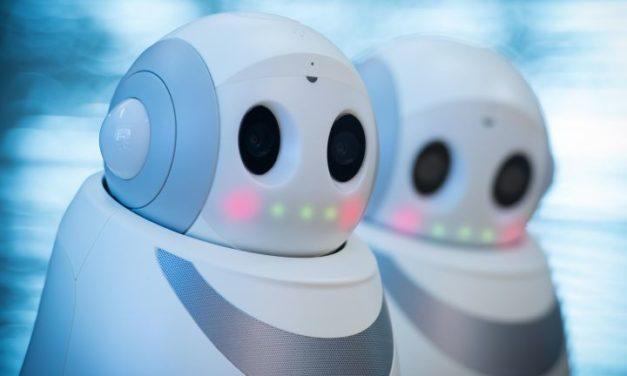 La Trobe University 在教室試用陪伴機器人!