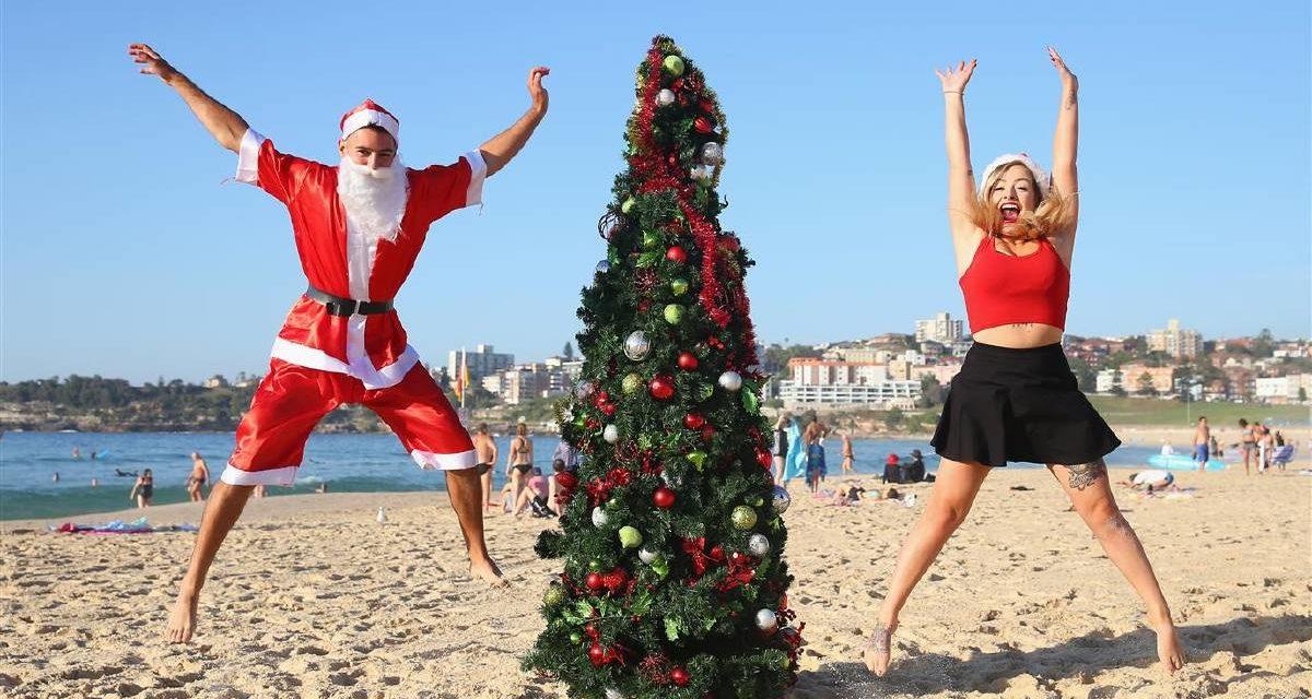 去澳洲避寒囉! 慶祝夏季的聖誕節