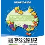 澳洲打工渡假 農場打工大補帖 收穫手冊指南介紹