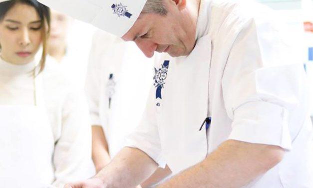 法國藍帶主廚 鹹味泡芙 一起動手做