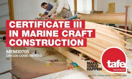 澳洲留學 造船專業 三級證書