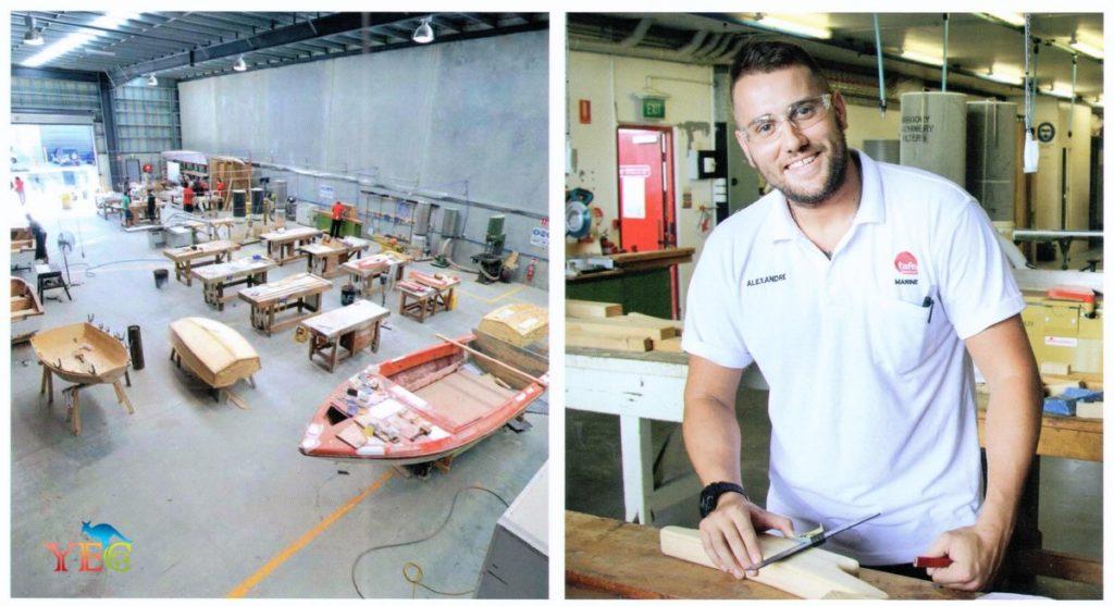 澳洲留學 造船專業