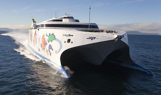 澳洲留學 造船專業 麗娜輪