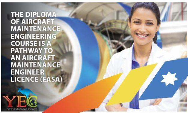 澳洲留學 飛機維修工程