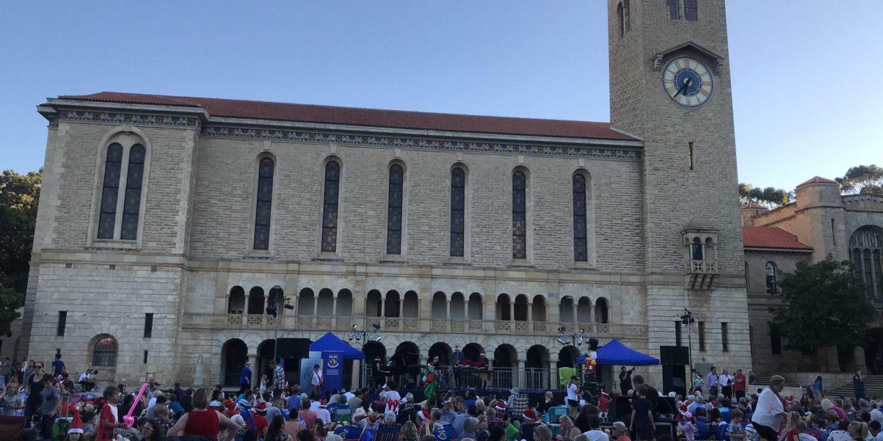 澳洲遊學 西澳大學 世界百大名校體驗