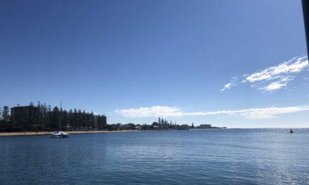 澳洲遊學  愛釣魚的澳洲人