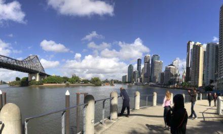 澳洲遊學  到達 Brisbane