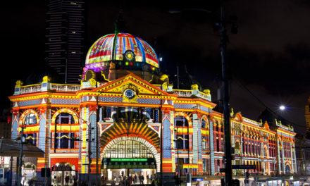 Melbourne 8月活動