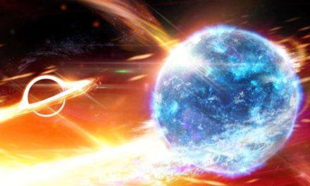 UWA 教授目擊中子星被黑洞吞噬
