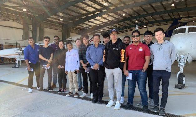 Aviation Australia :國際團隊留學展