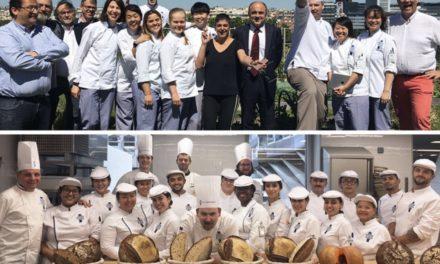 2020 巴黎烘焙展合作夥伴-巴黎藍帶廚藝學校分享對未來麵包店的看法:巴黎烘焙展實驗室