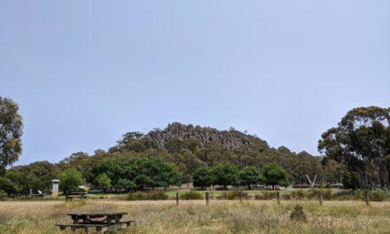 2019 墨大遊學 吃喝玩樂篇 2 Hanging Rock Reserve