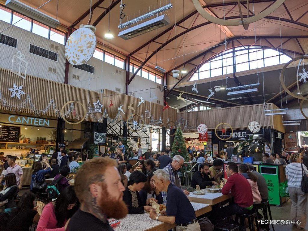 澳洲遊學 墨大遊學South Melbourne Market