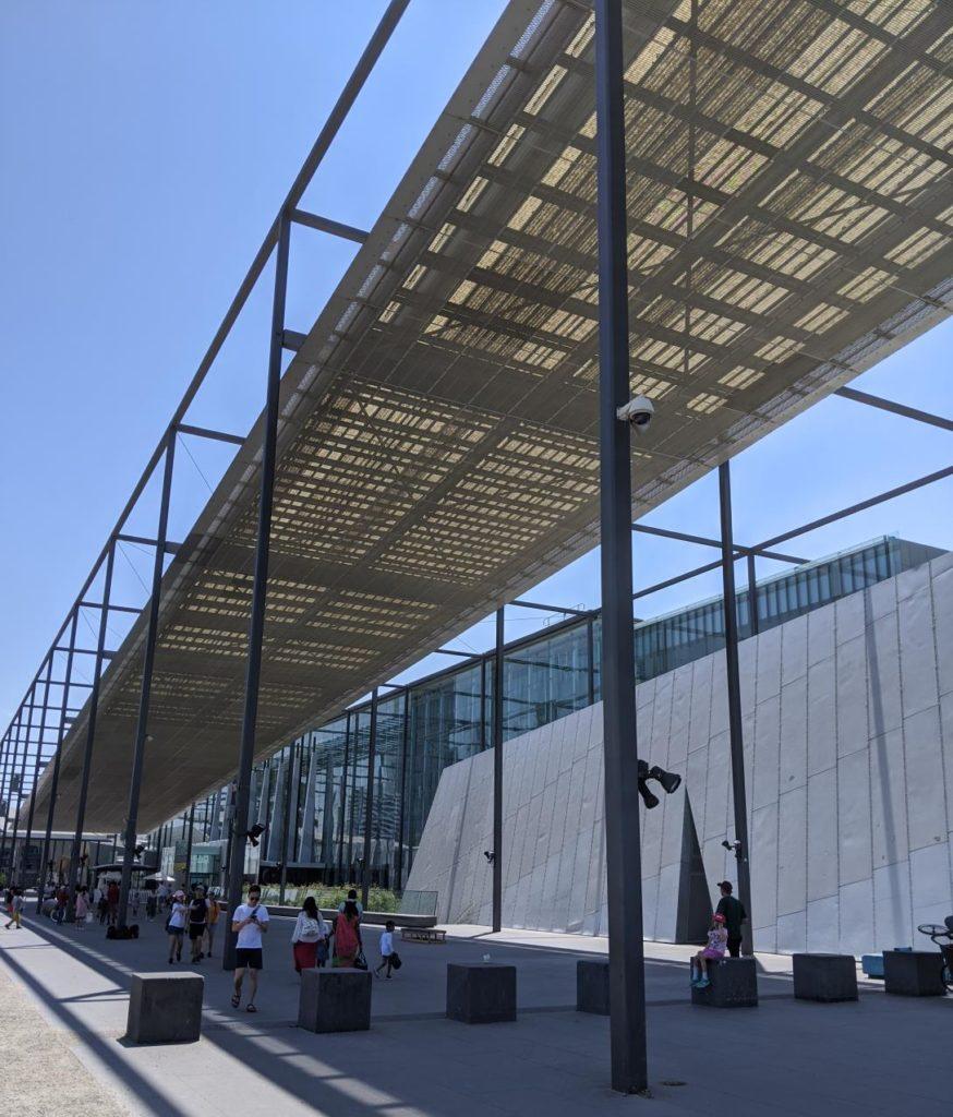 澳洲遊學 墨爾本大學附設語文中心 Melbourne Museum2