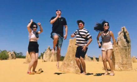 澳洲遊學 Lusa 的北漂公路旅行